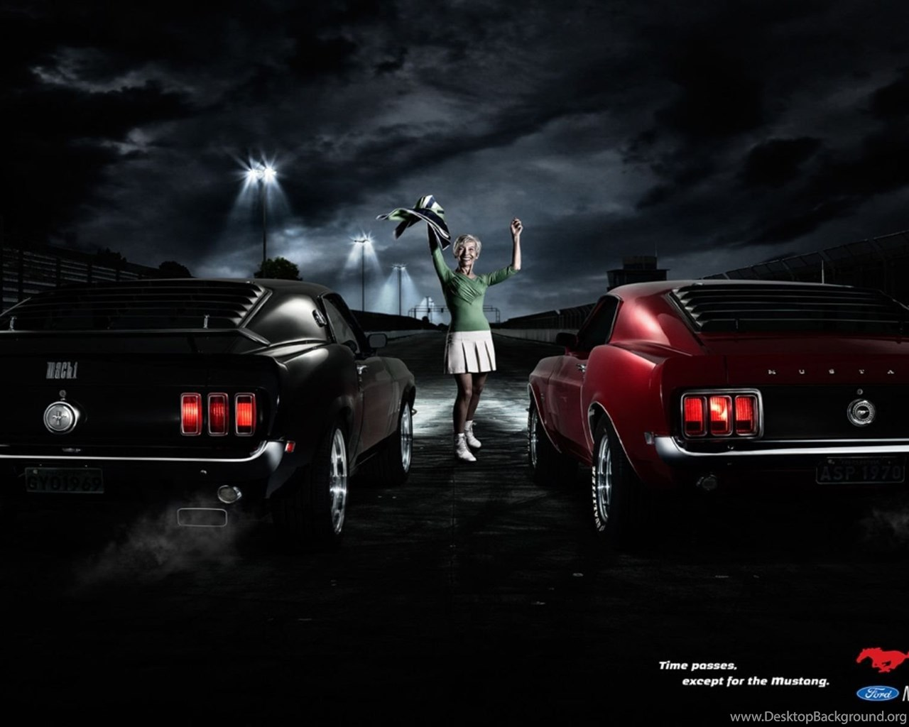 Mustang Quotes Mustang Girl Quotesquotesgram Desktop Background