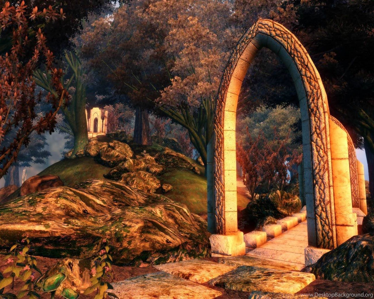 Oblivion The Elder Scrolls Wallpapers Desktop Background