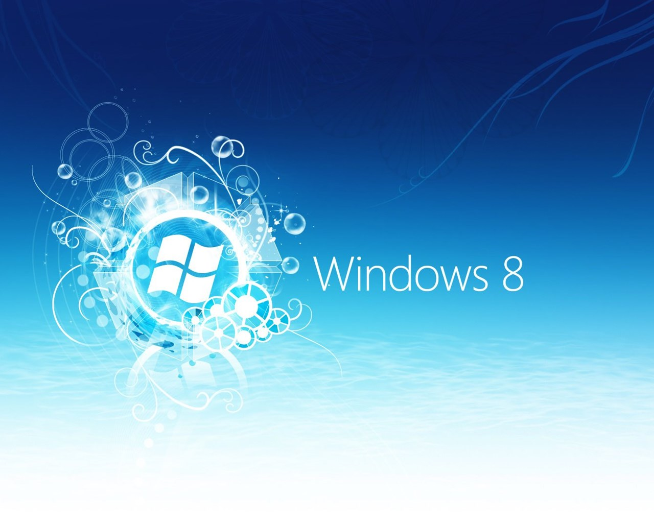 windows 8 wallpaper hd 3d for desktop blue i10 desktop background