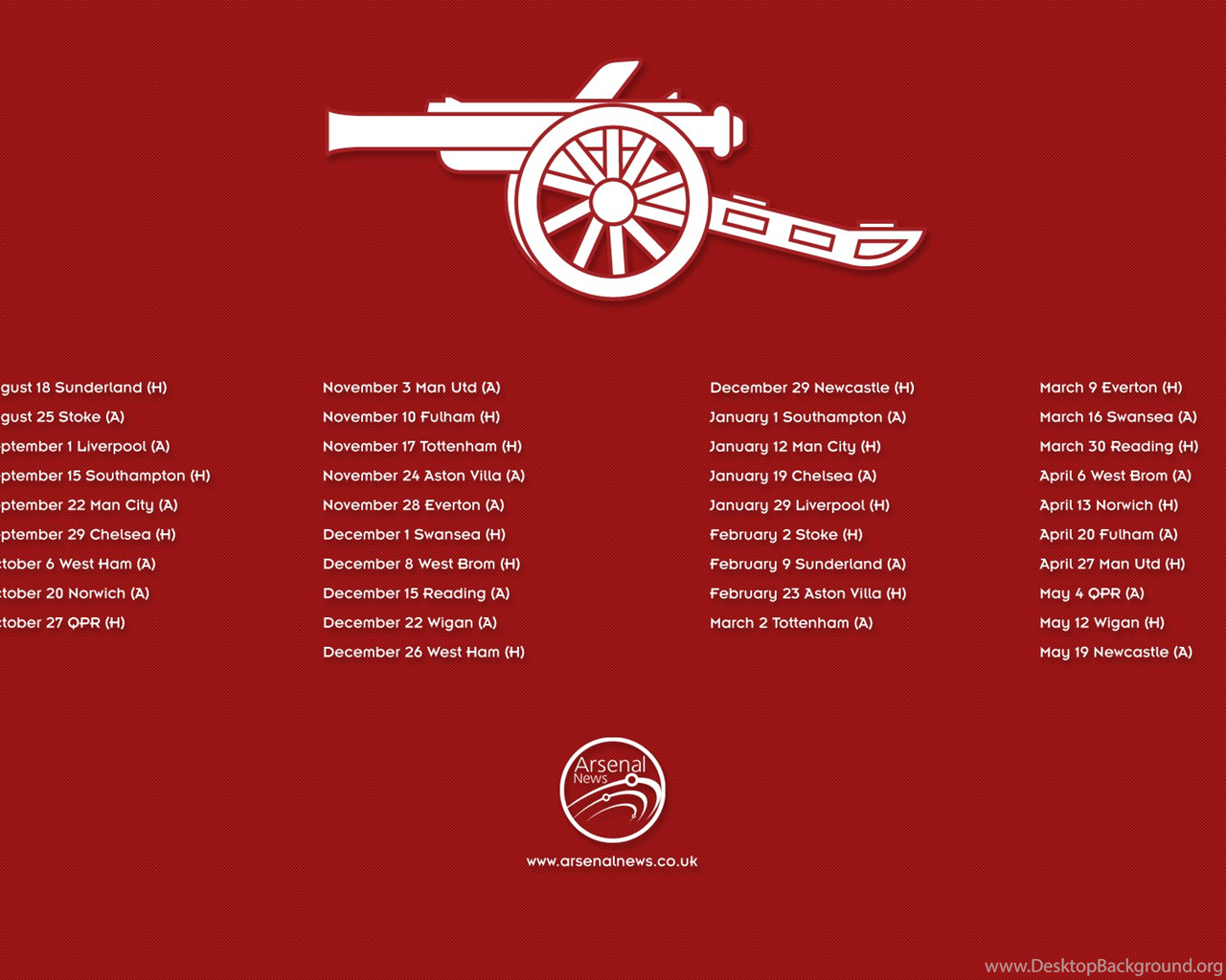 Arsenal Wallpapers Hd Wallpapers Cave Desktop Background