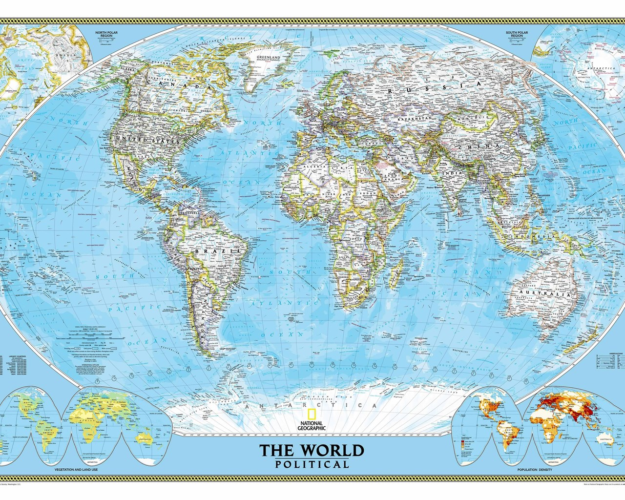National geographic world map wall mural desktop background widescreen gumiabroncs Images