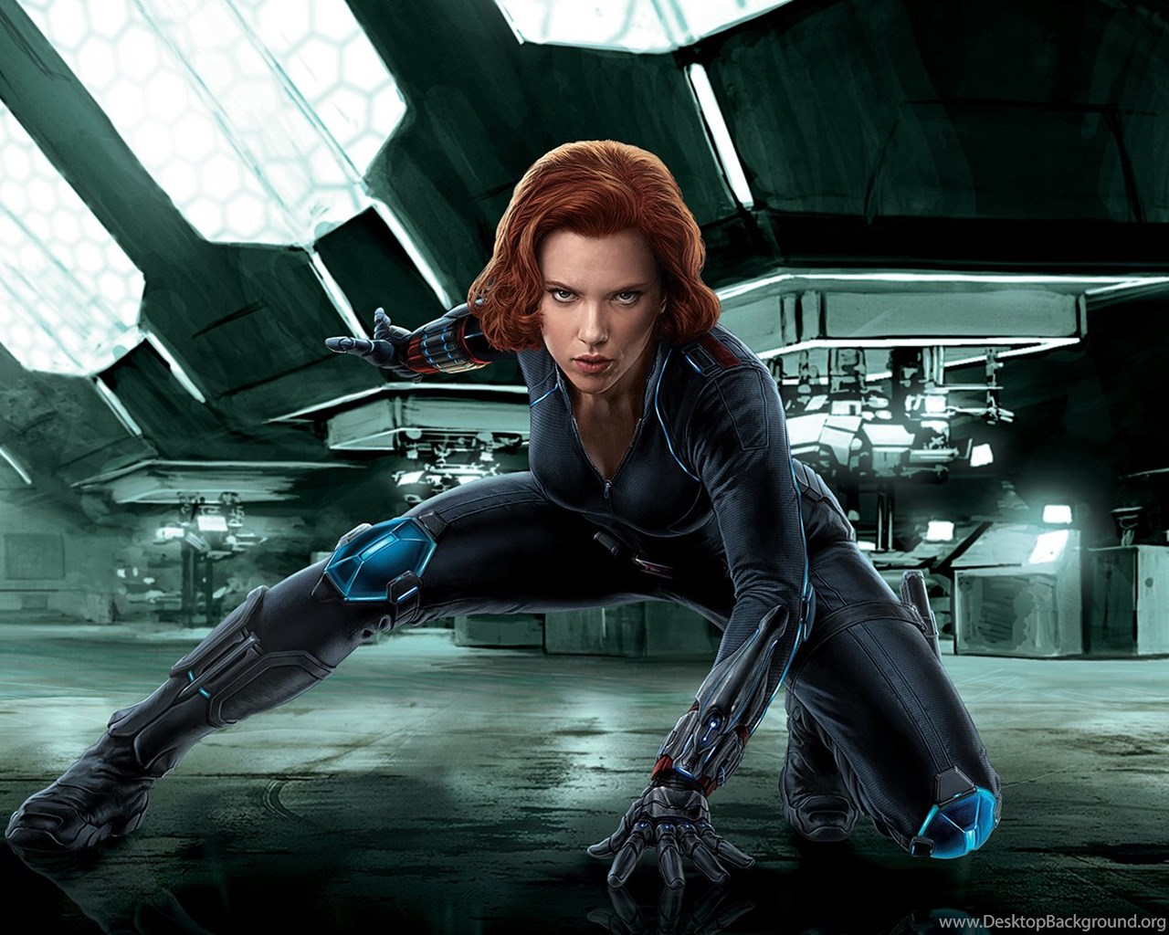 Scarlett Johansson Wallpapers Black Widow Avengers Desktop Background