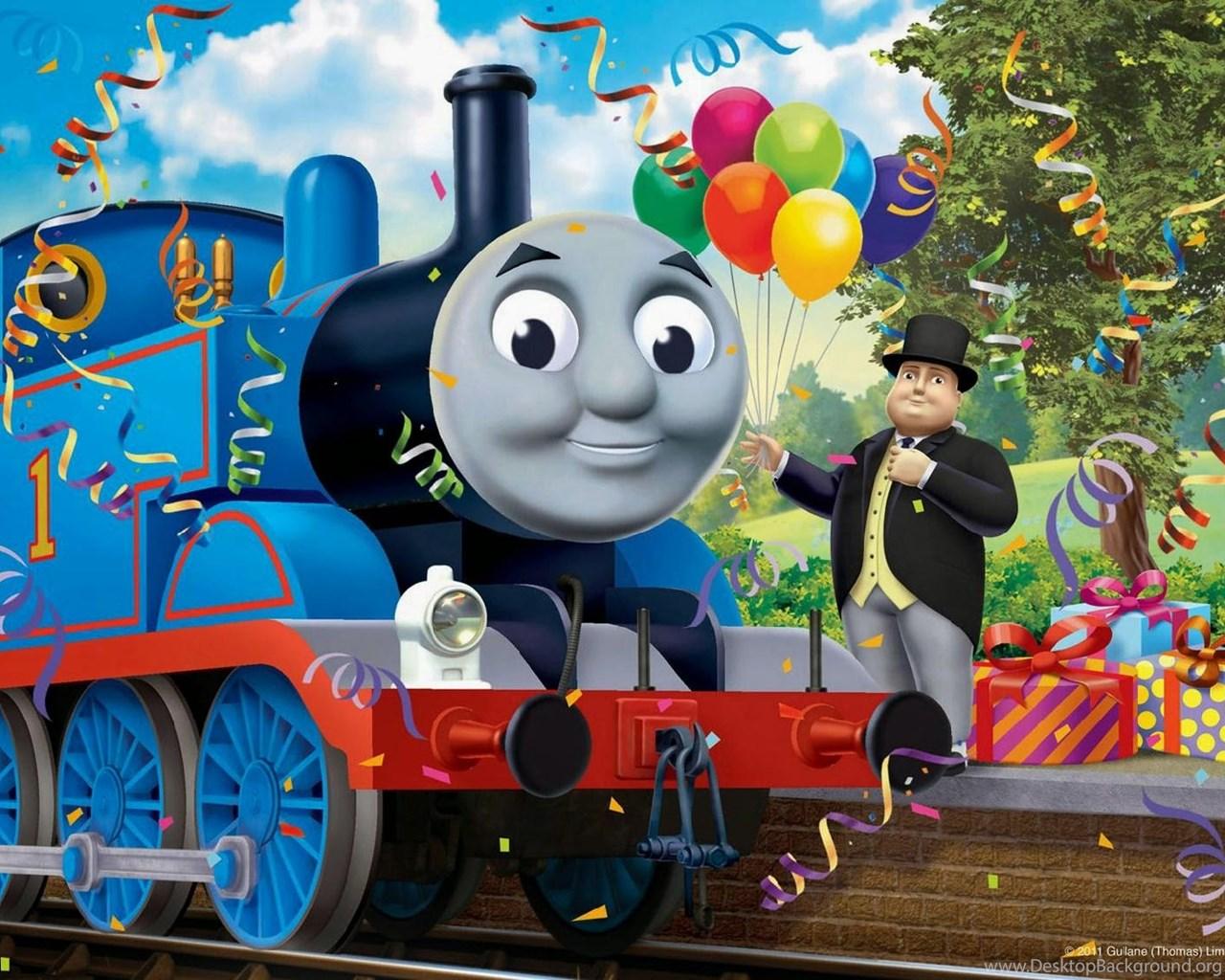Gambar Thomas & Friends Wallpapers HD Tank Engine Desktop ...