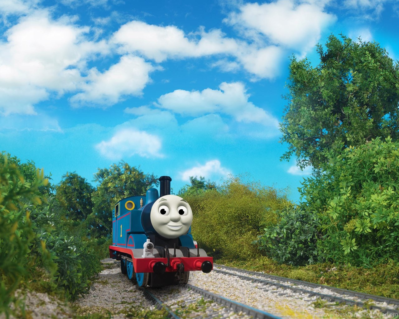 Thomas and friends wallpapers coloring pages desktop - Background thomas and friends ...