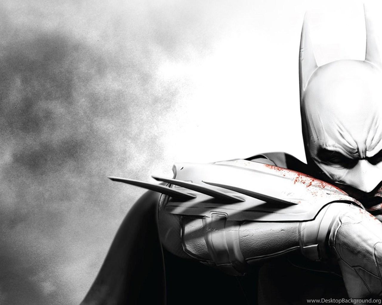 Free Batman Arkham City Wallpapers Hd Desktop Background