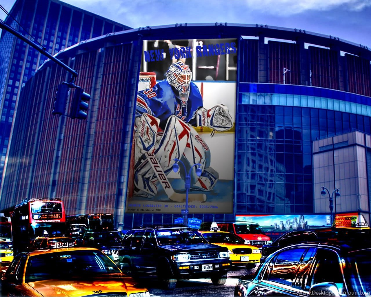 New York Rangers Iphone Wallpaper: Henrik Lundqvist, New York Rangers, Wallpapers Pictures