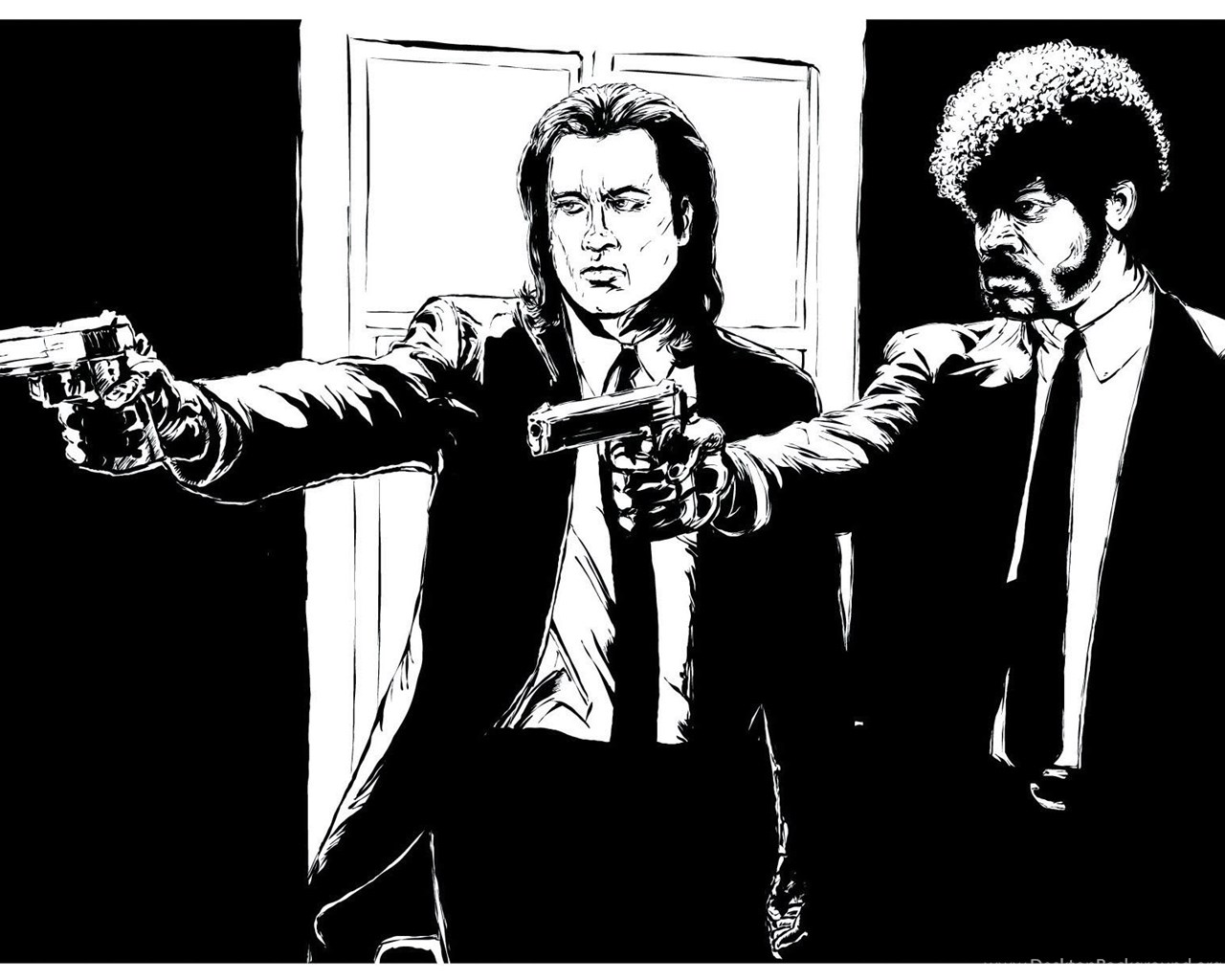 Pulp Fiction Wallpapers High Quality Desktop Background