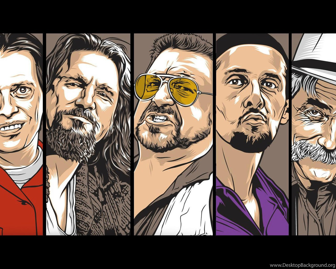 The Big Lebowski Wallpapers Movie Wallpapers Desktop Background