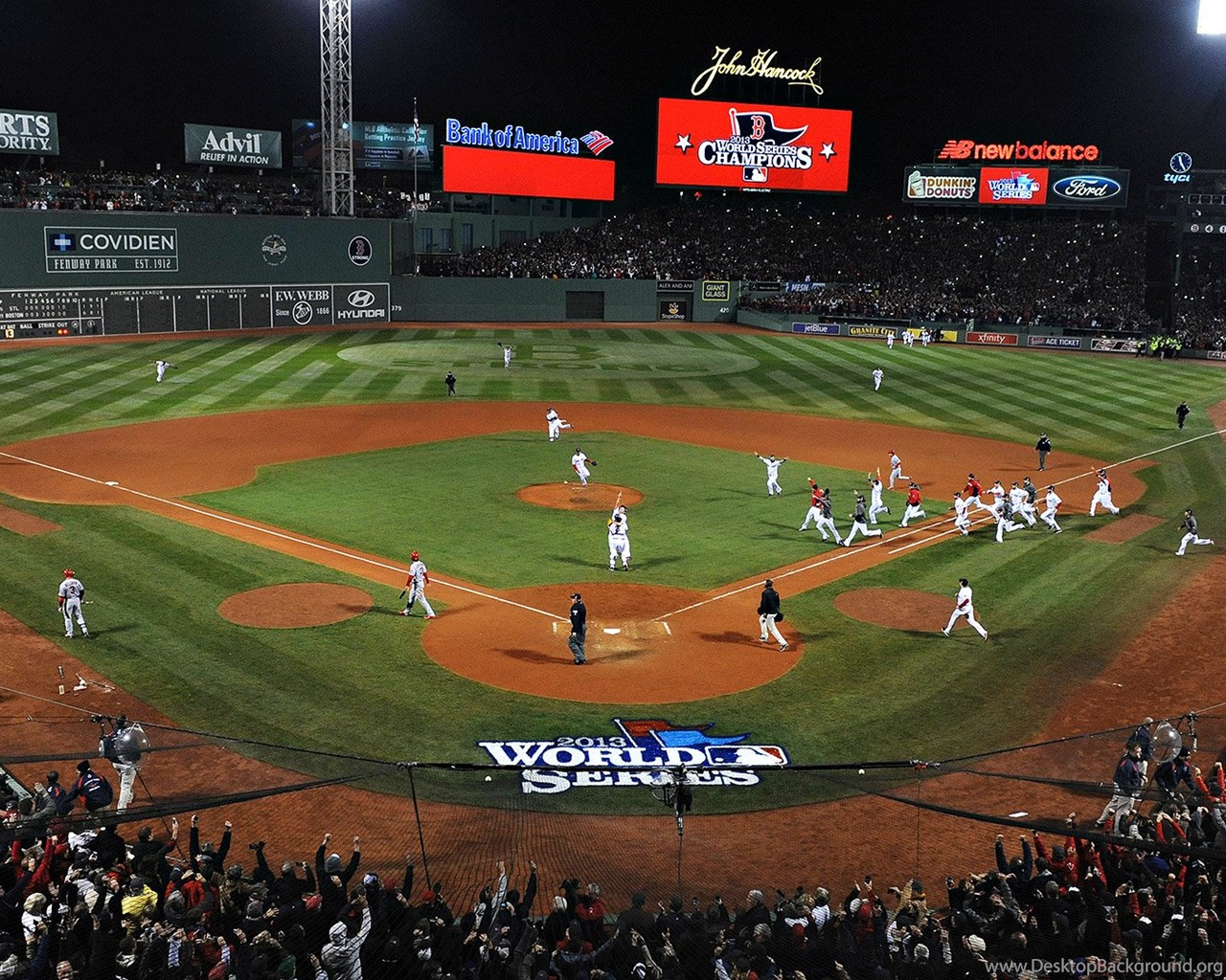 Fenway Park Wallpapers Pack By Markus Wiendorf Saturday 01st