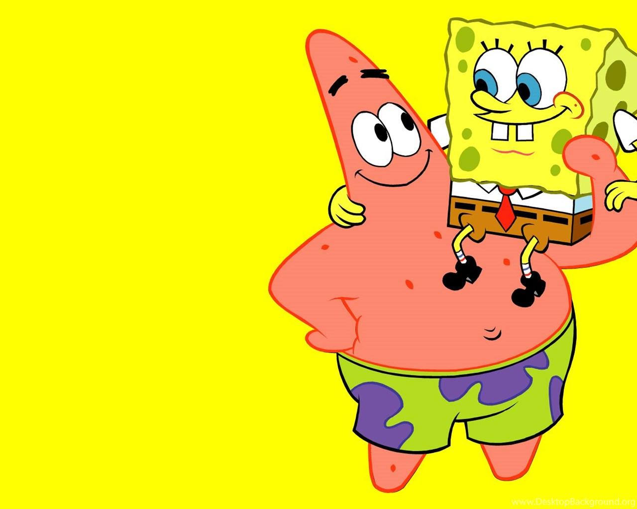 High Resolution Spongebob Squarepants And Patrick Star Wallpapers