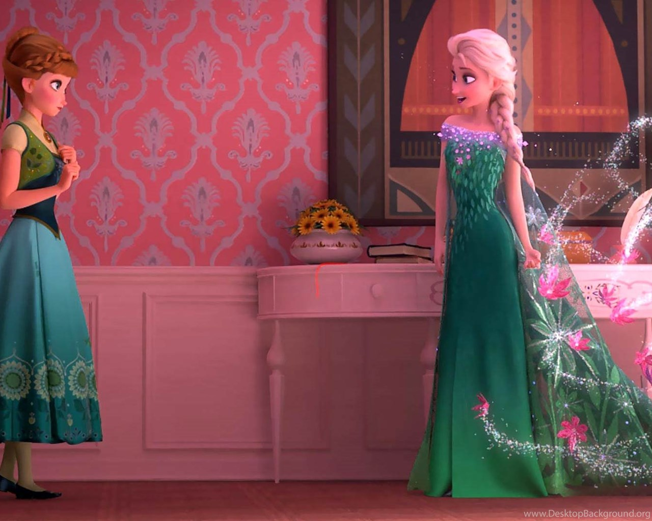 Frozen fever wallpapers free full hd wallpapers for - Fever wallpaper hd ...
