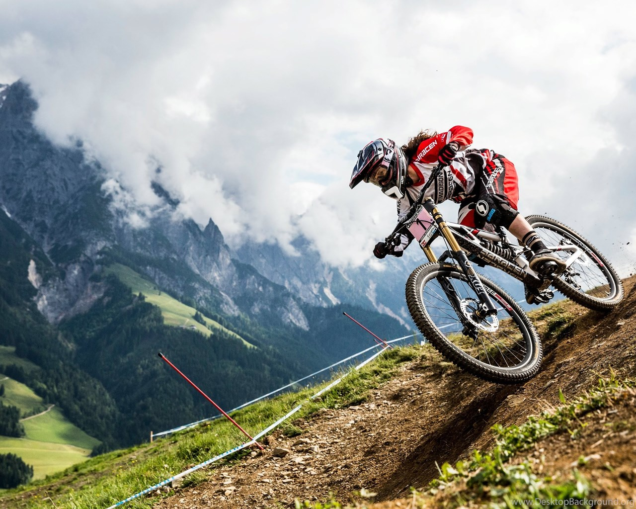 Mountain bike downhill wallpapers hd free desktop - Free download hd wallpapers for pc 1280x1024 ...