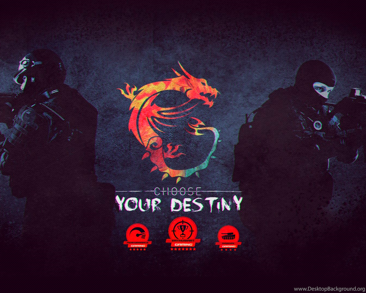 MSI Wallpapers CSGO 1080 By RoggerMania On DeviantArt Desktop Background