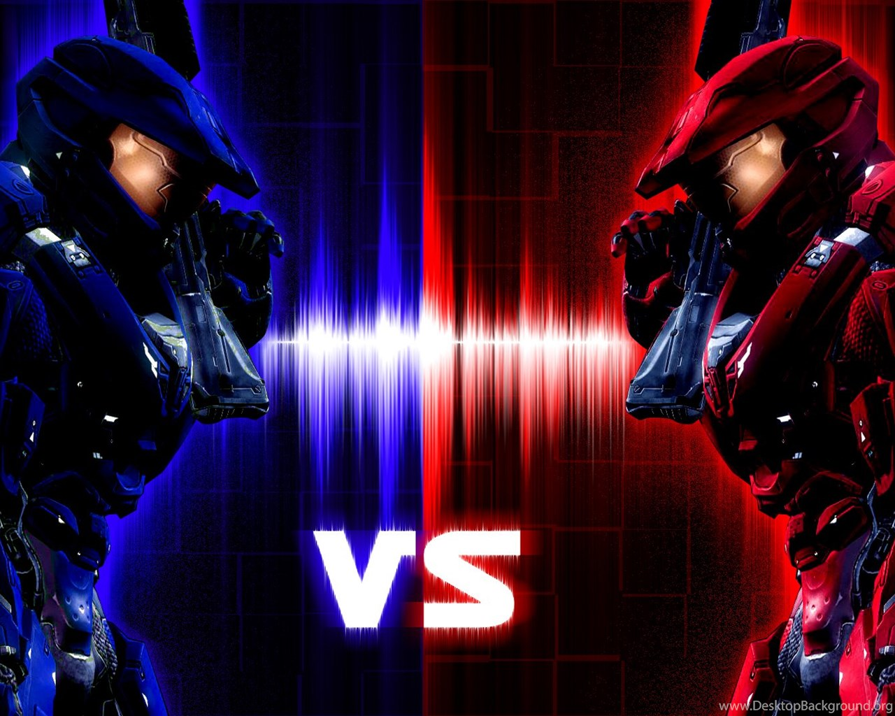 High Resolution Best Game Red Vs Blue Wallpapers Hd 10 Full Size