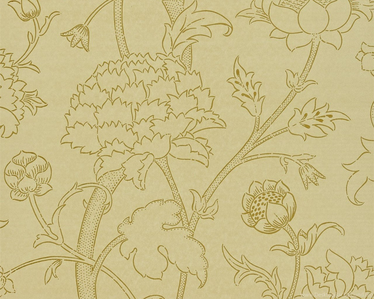 The Original Morris & Co Arts And Crafts, Fabrics And Wallpapers ...