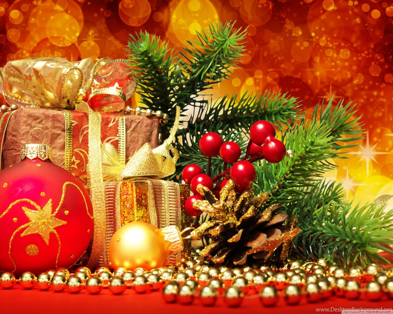 Beautiful Christmas Arrangement Wallpapers Full Hd 2560x1920 Desktop Background