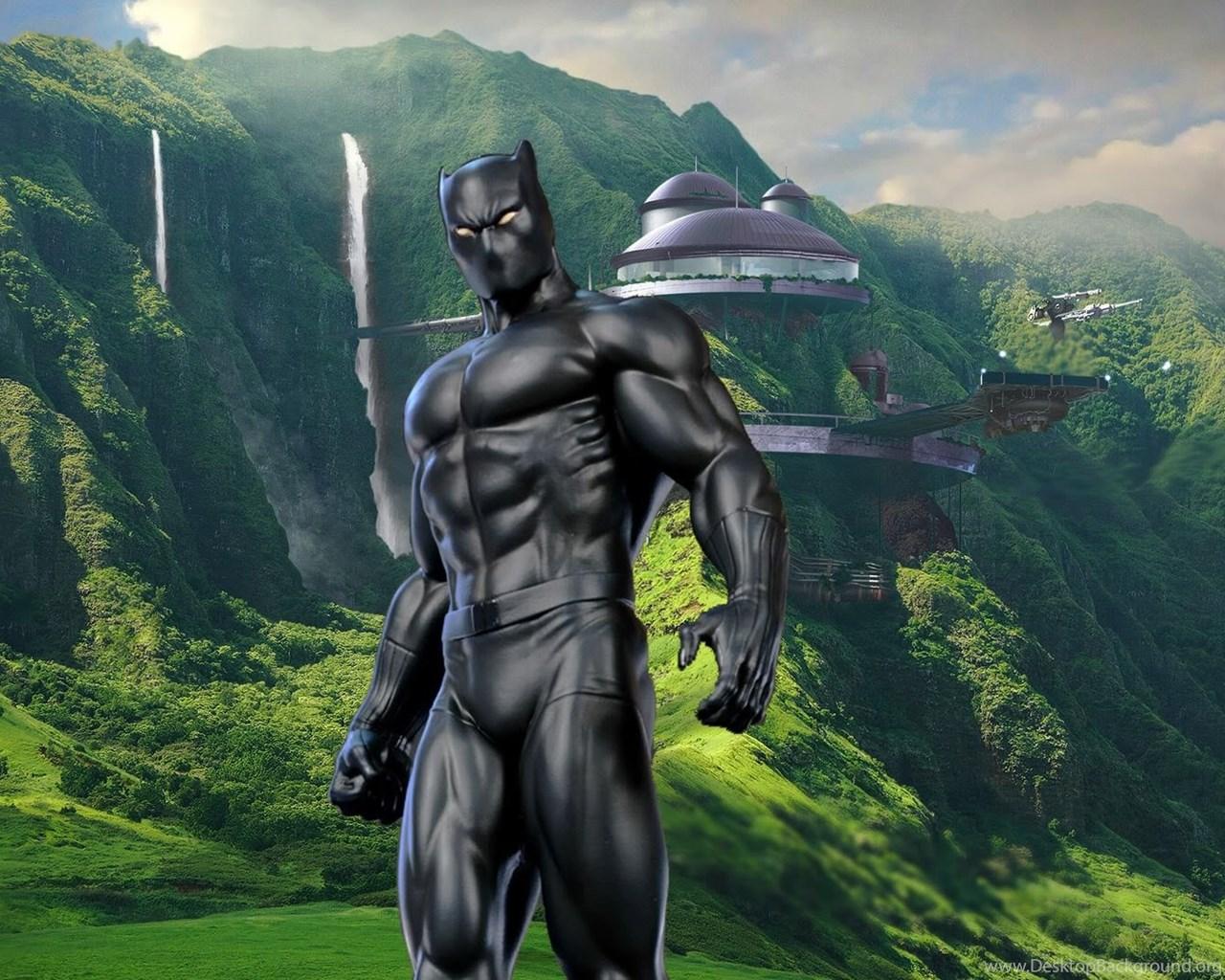 black panther hd wallpaper download