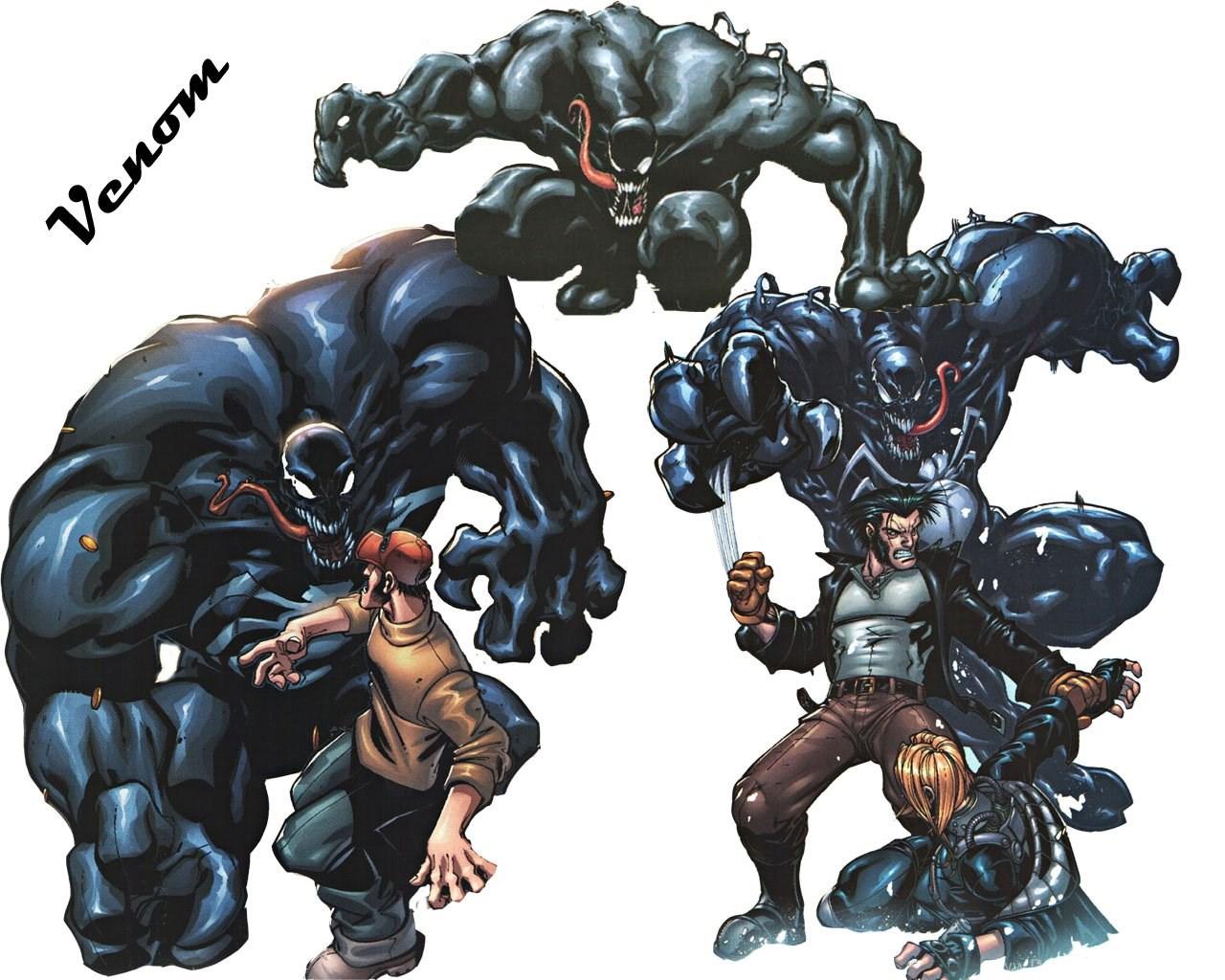 Venom Anti Spidey By Valsomir On DeviantArt Desktop Background