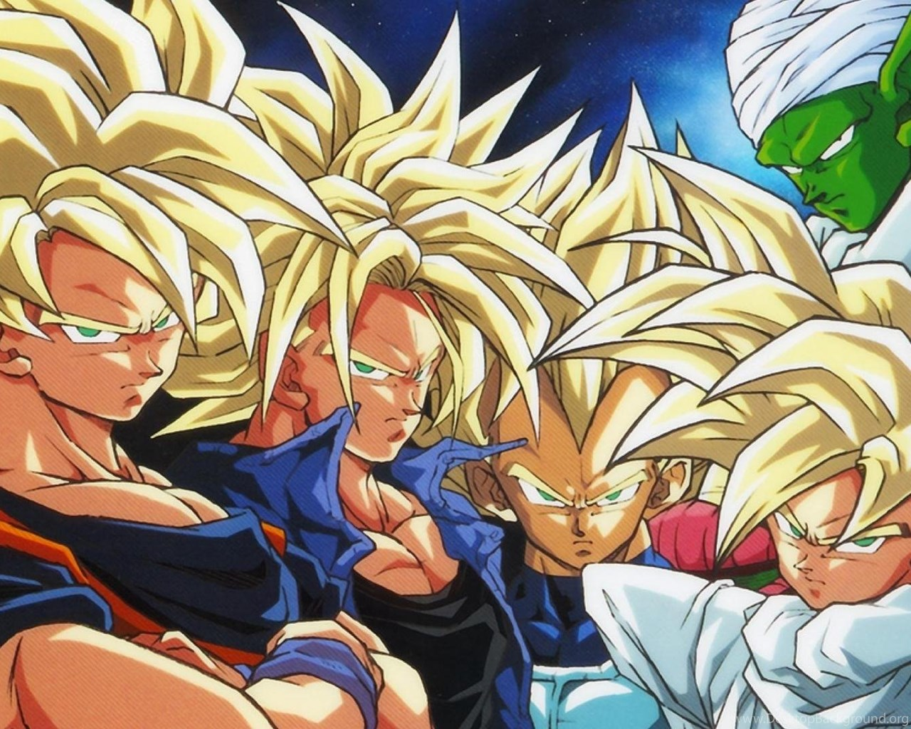 High Resolution Best Anime Dragon Ball Z Wallpapers Hd 4 Full Size
