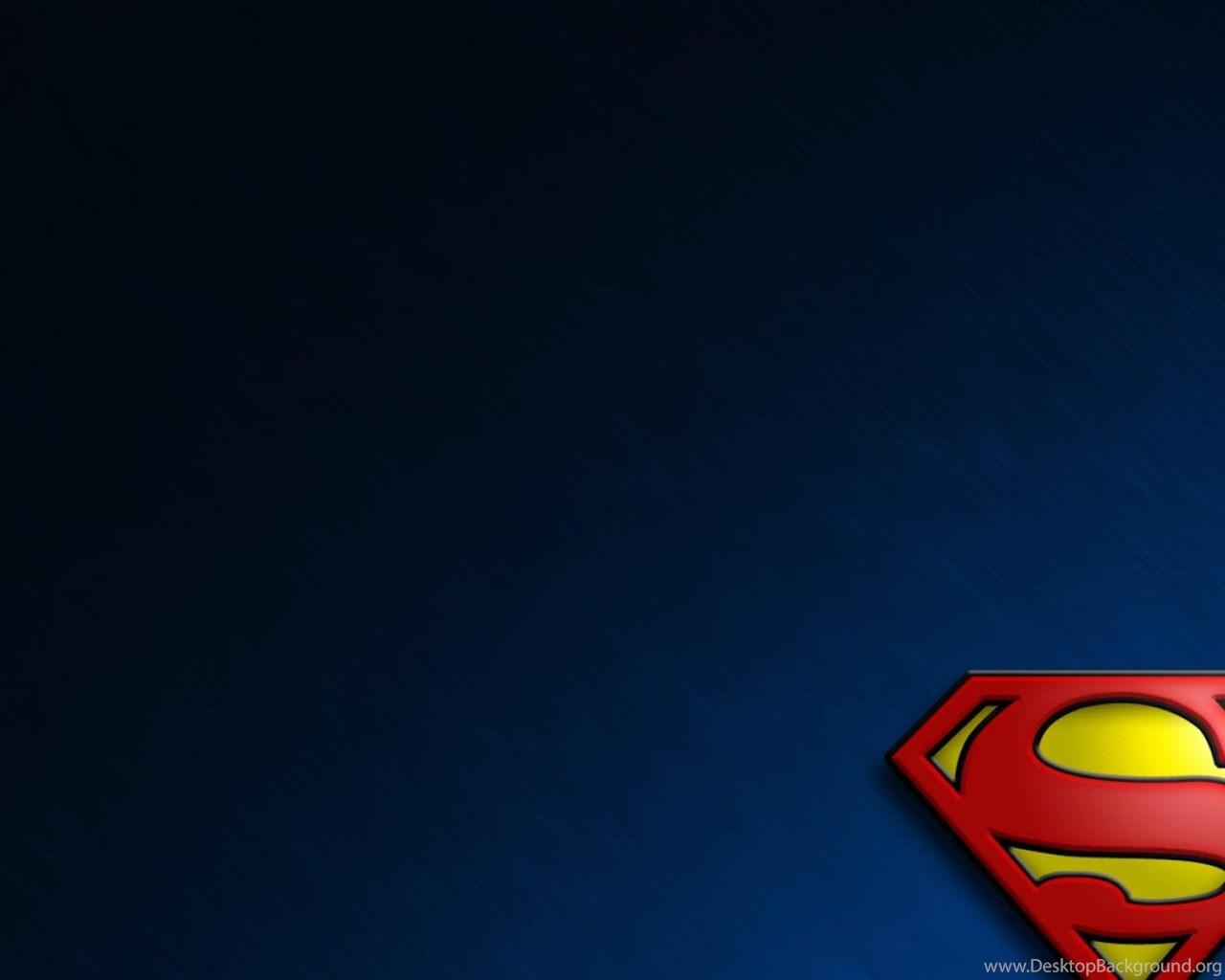 SUPERMAN SYMBOL WALLPAPER Desktop Background