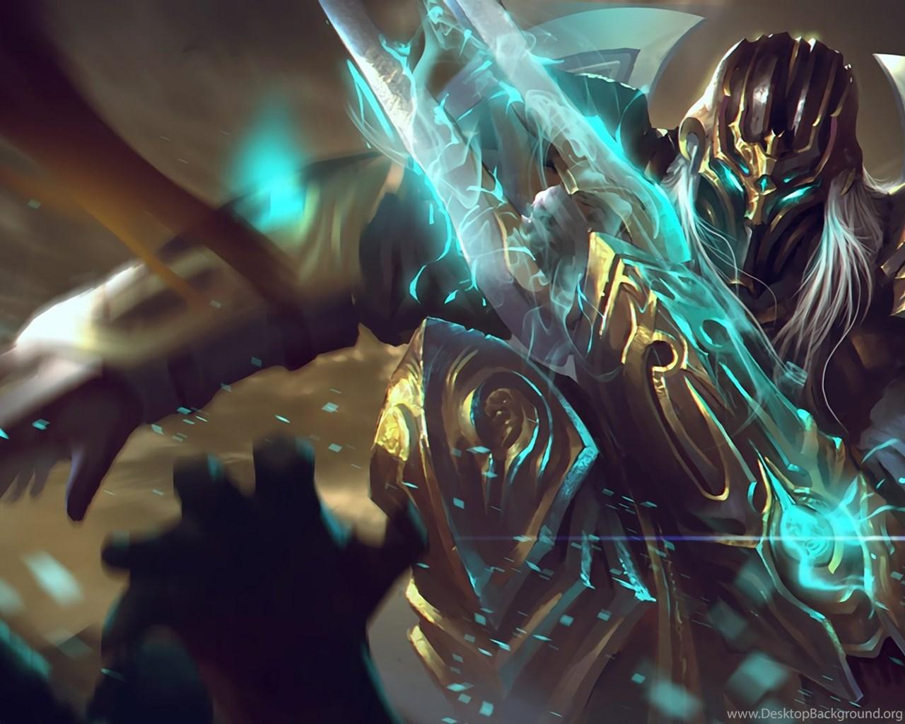 League Of Legends Wallpaper 4k 1280x1024 Rocki Wallpaper