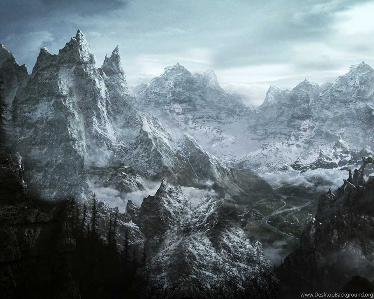 download wallpapers, download 2560x1600 the elder scrolls v skyrim