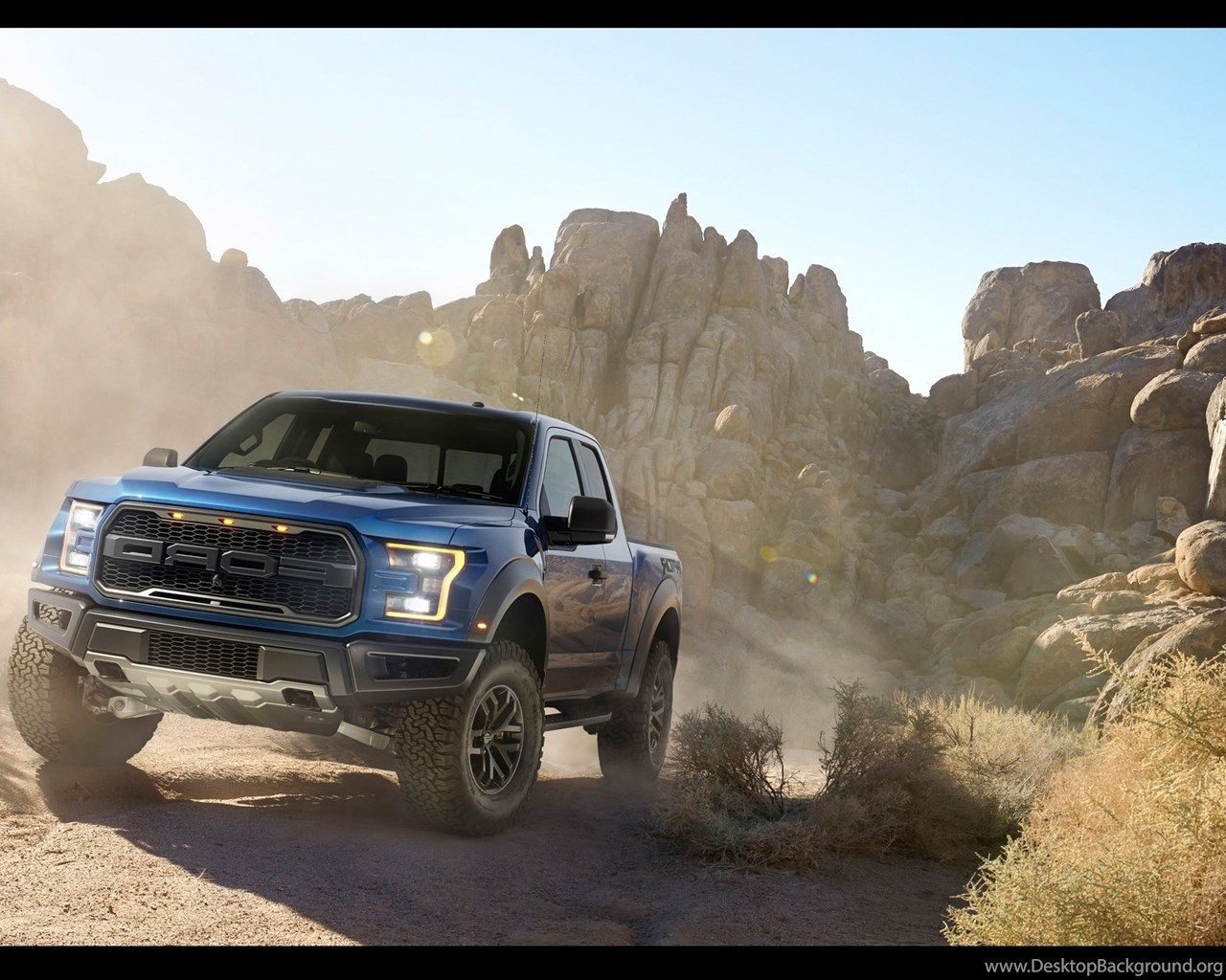 2017 Ford Raptor Wallpapers Image Desktop Background