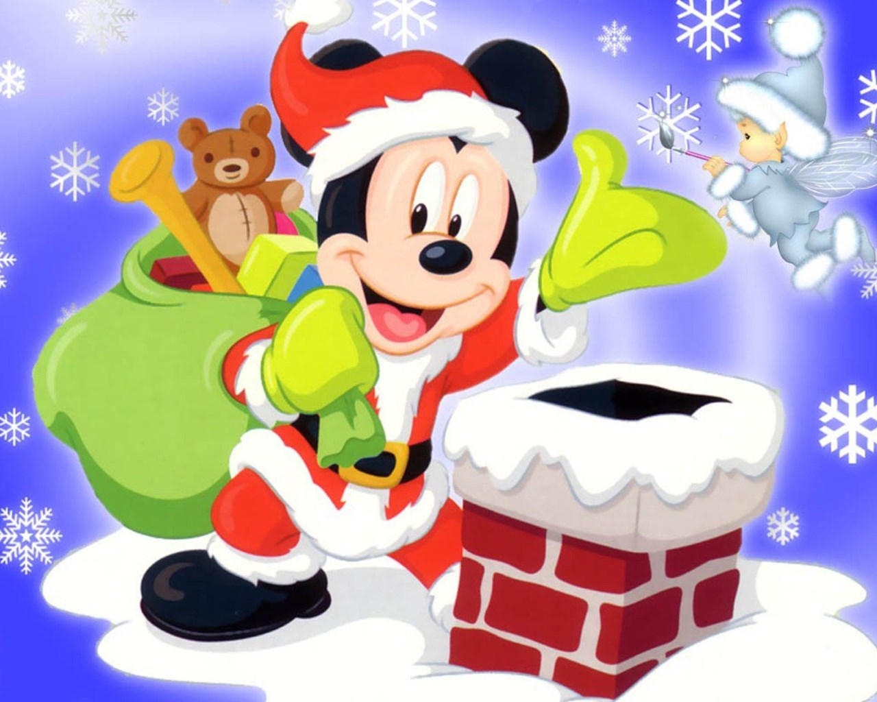 Disney Christmas Wallpapers Free Download For Mobile Desktop Background