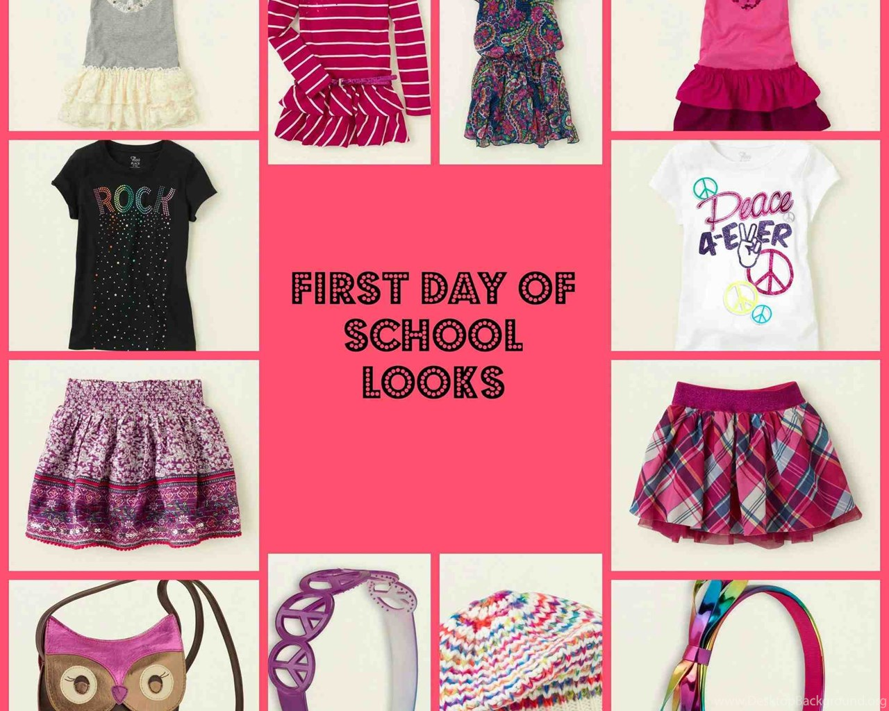 Back to school fashion pinterest