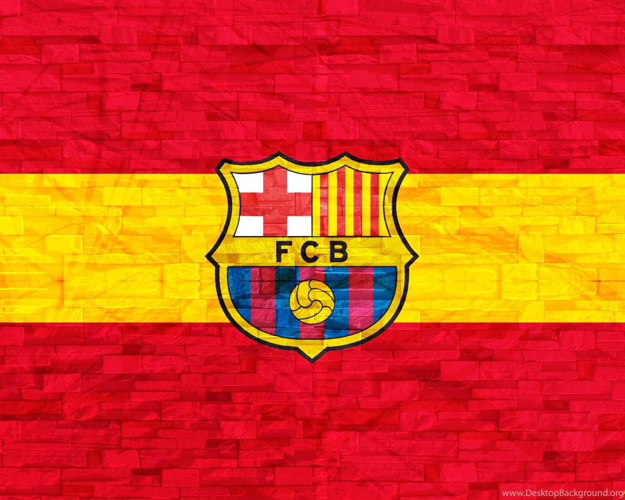 FC Barcelona Logo Wallpapers Desktop Background