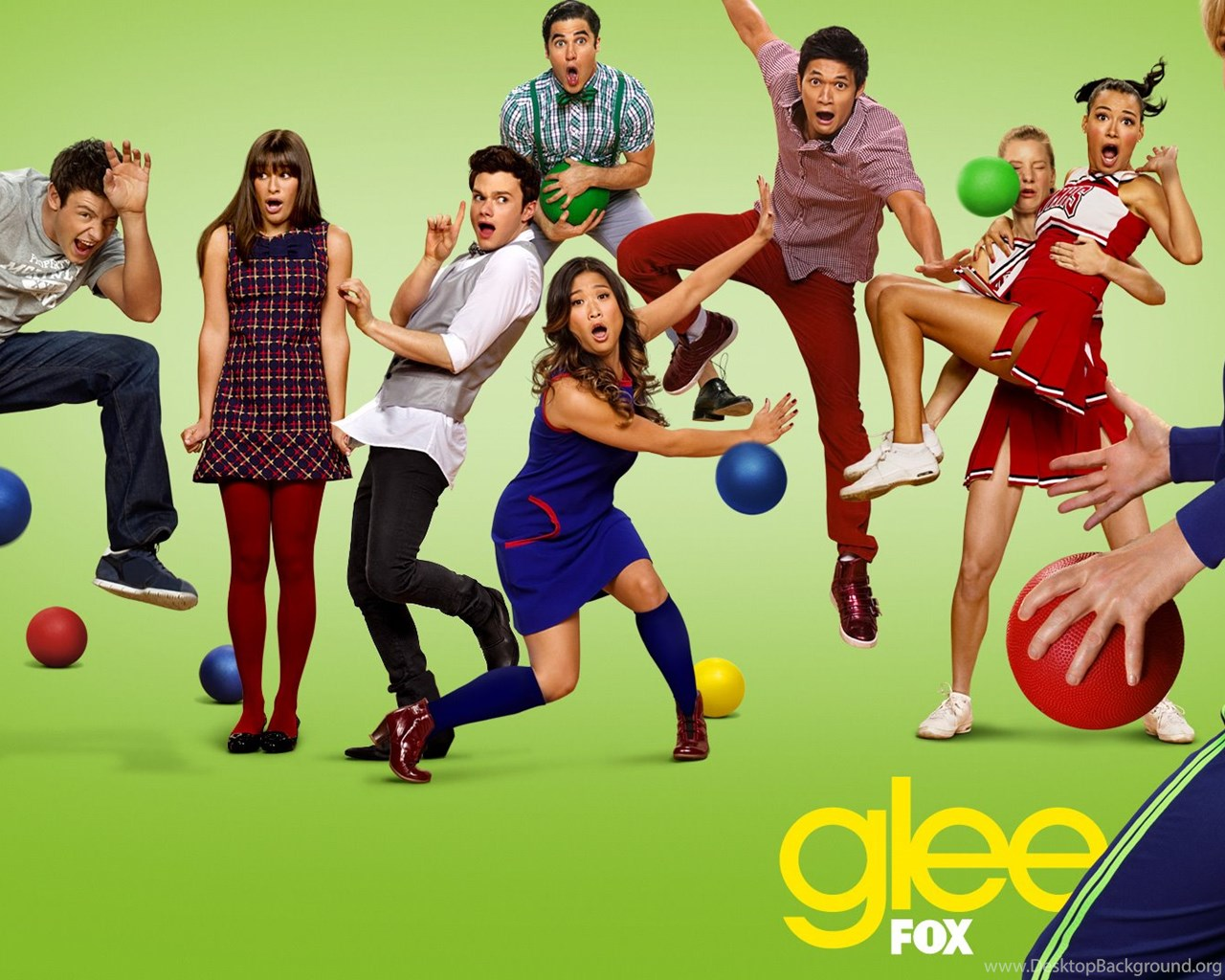 60 glee hd wallpapers desktop background widescreen voltagebd Image collections