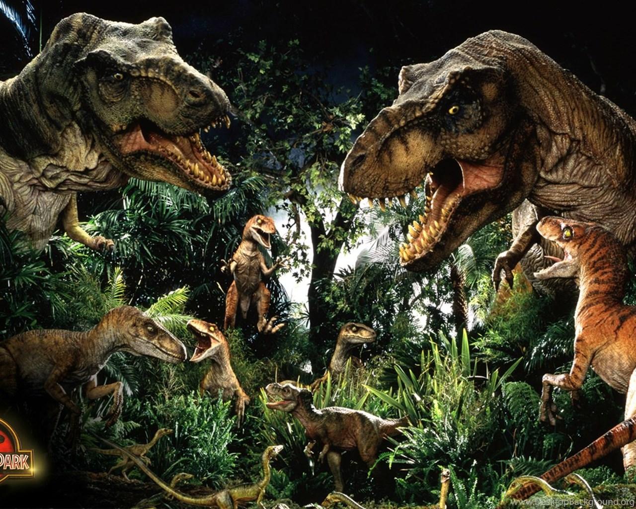 Jurassic Park T Rex Wallpaper Desktop Background