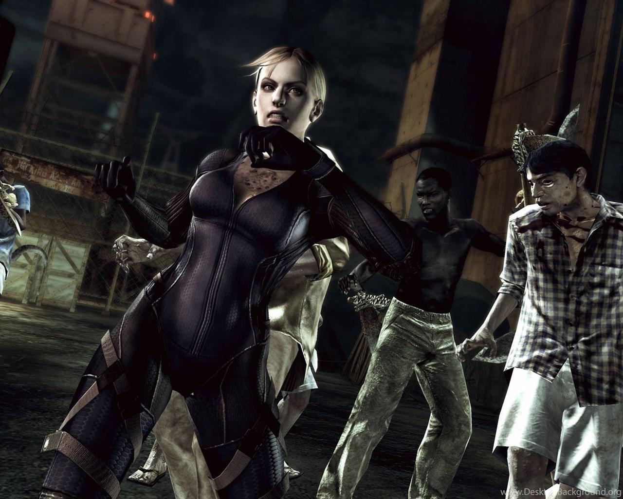 Jill Valentine Resident Evil 5 Wallpapers Walldevil Best Free