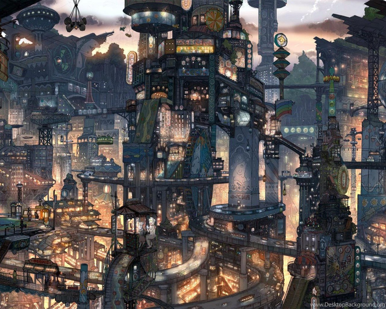steampunk city names - HD 1724×969