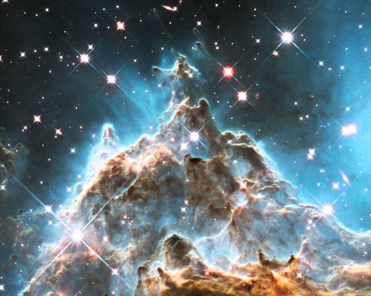 High resolution outer space hubble nebula galaxy - 1080p nebula wallpaper ...