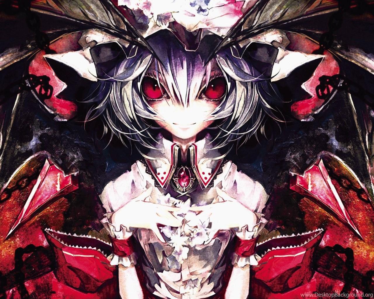 Wallpapers Vampire Girl And Boy Anime Hd Manga Fond Ecran Hentai Desktop Background