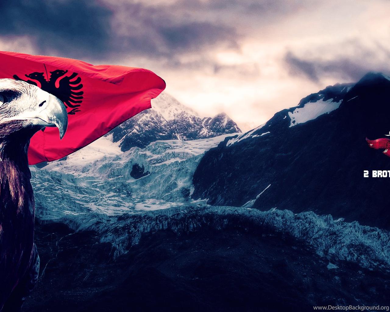 Albania Flag Description