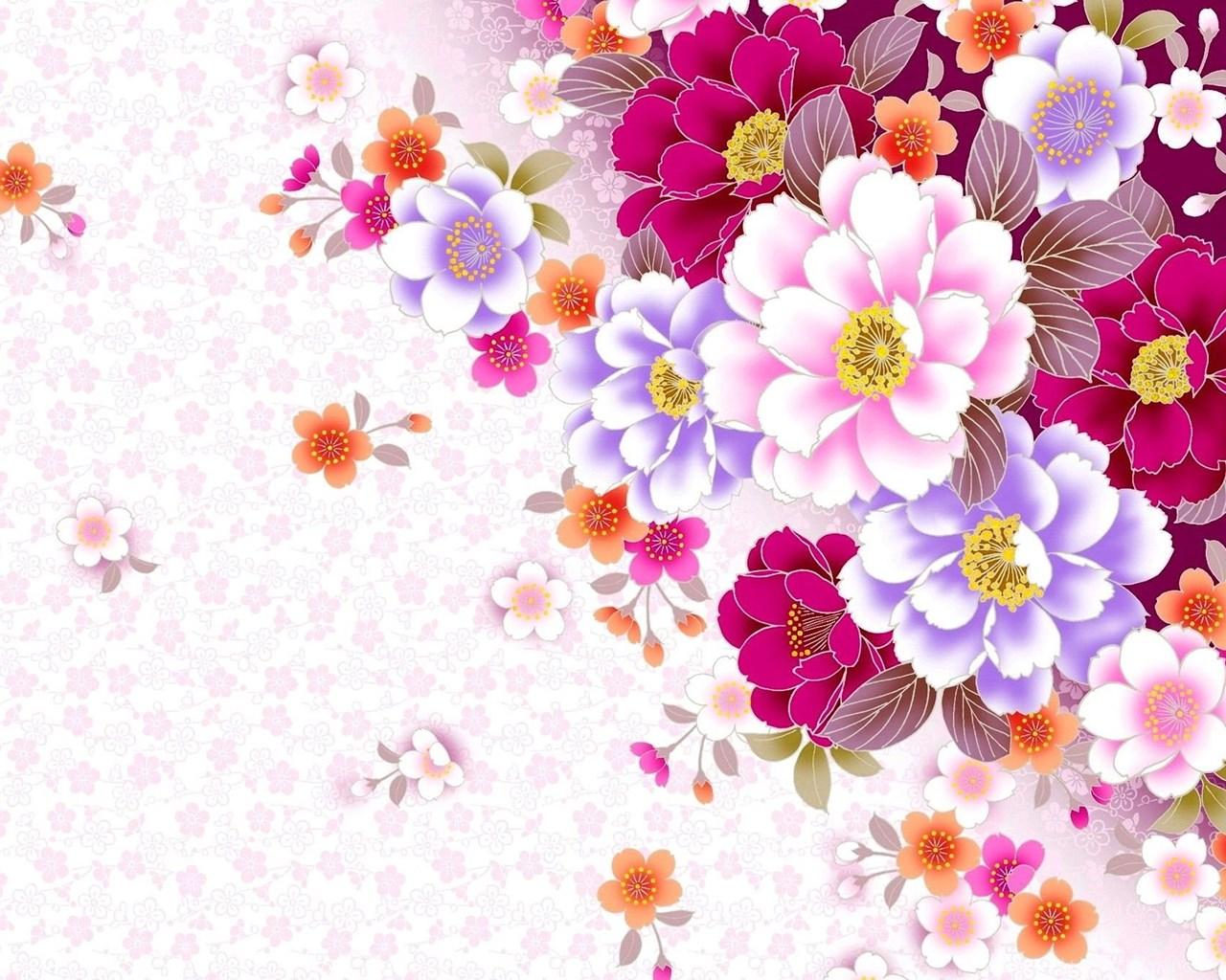 Floral Desktop Backgrounds Wallpapers Cave Desktop Background