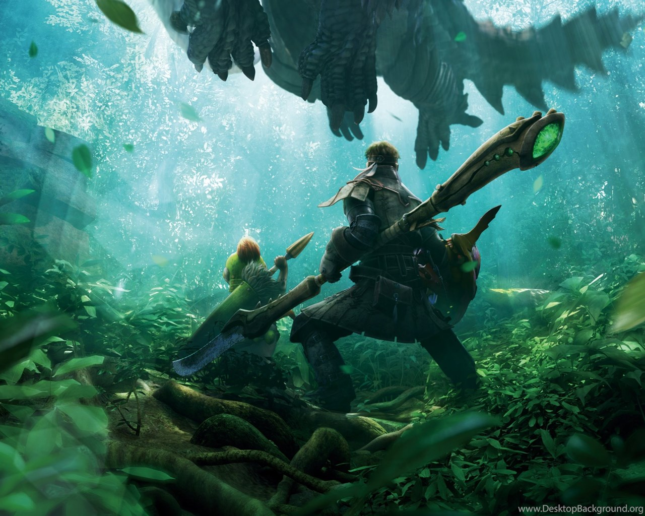 Monster Hunter 4 Ultimate Game Hd Wallpapers Ihd Wallpapers