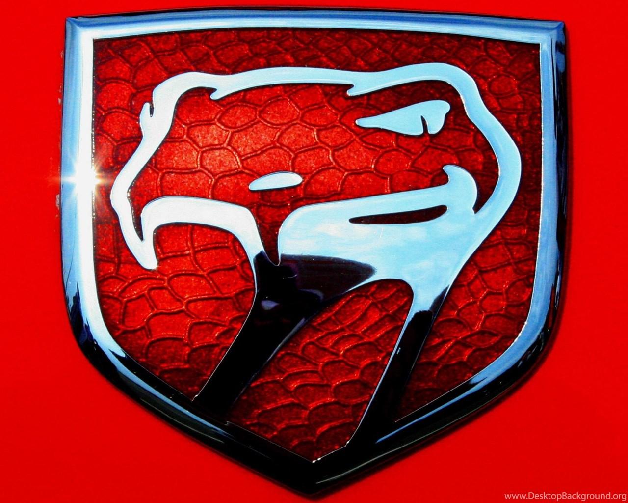Dodge Viper Logo Wallpapers Hd Desktop Background
