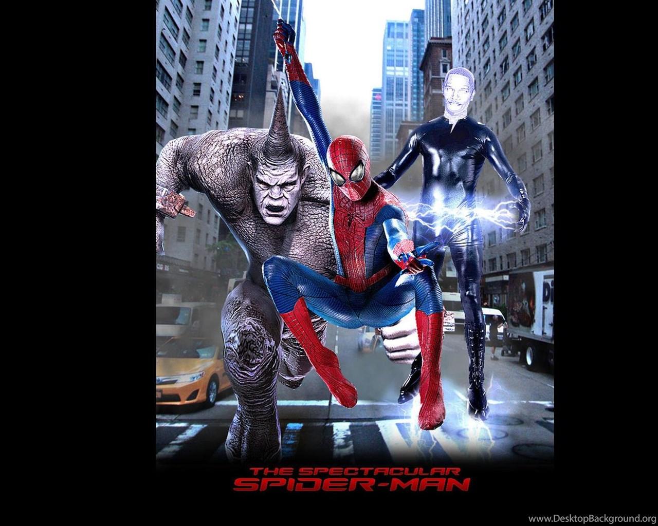 The Amazing Spider Man 2 2014 Desktop Background