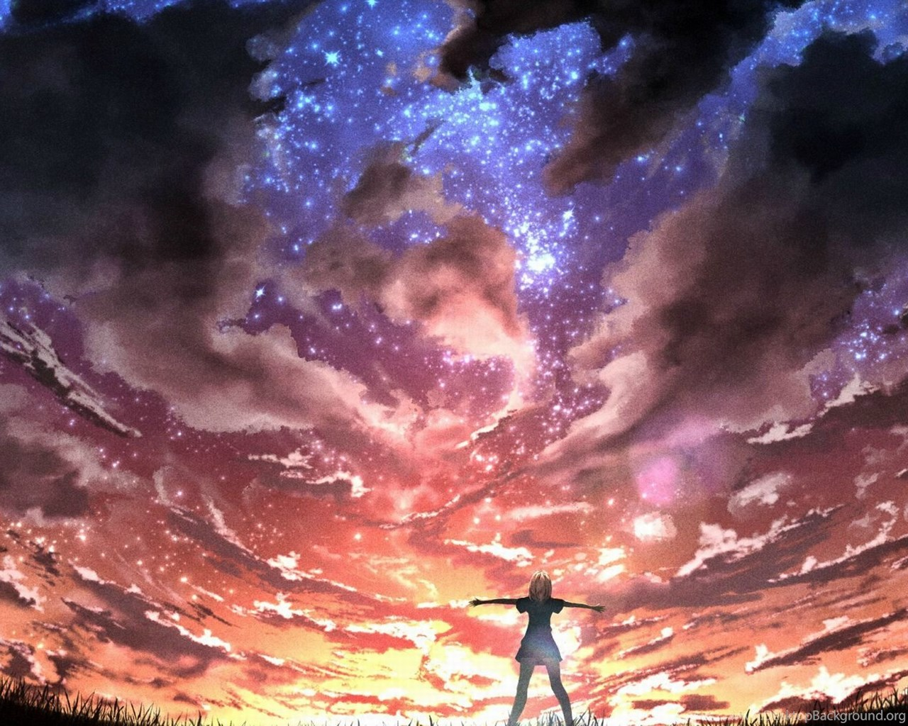 Your Lie In April Fantasy Anime Wallpapers Hd High Resoltuion