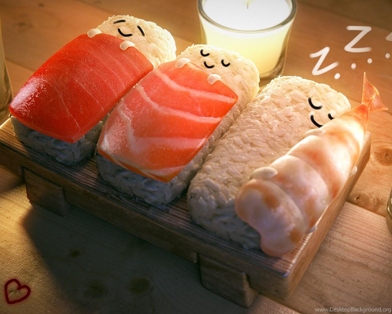 Смешные картинки про суши