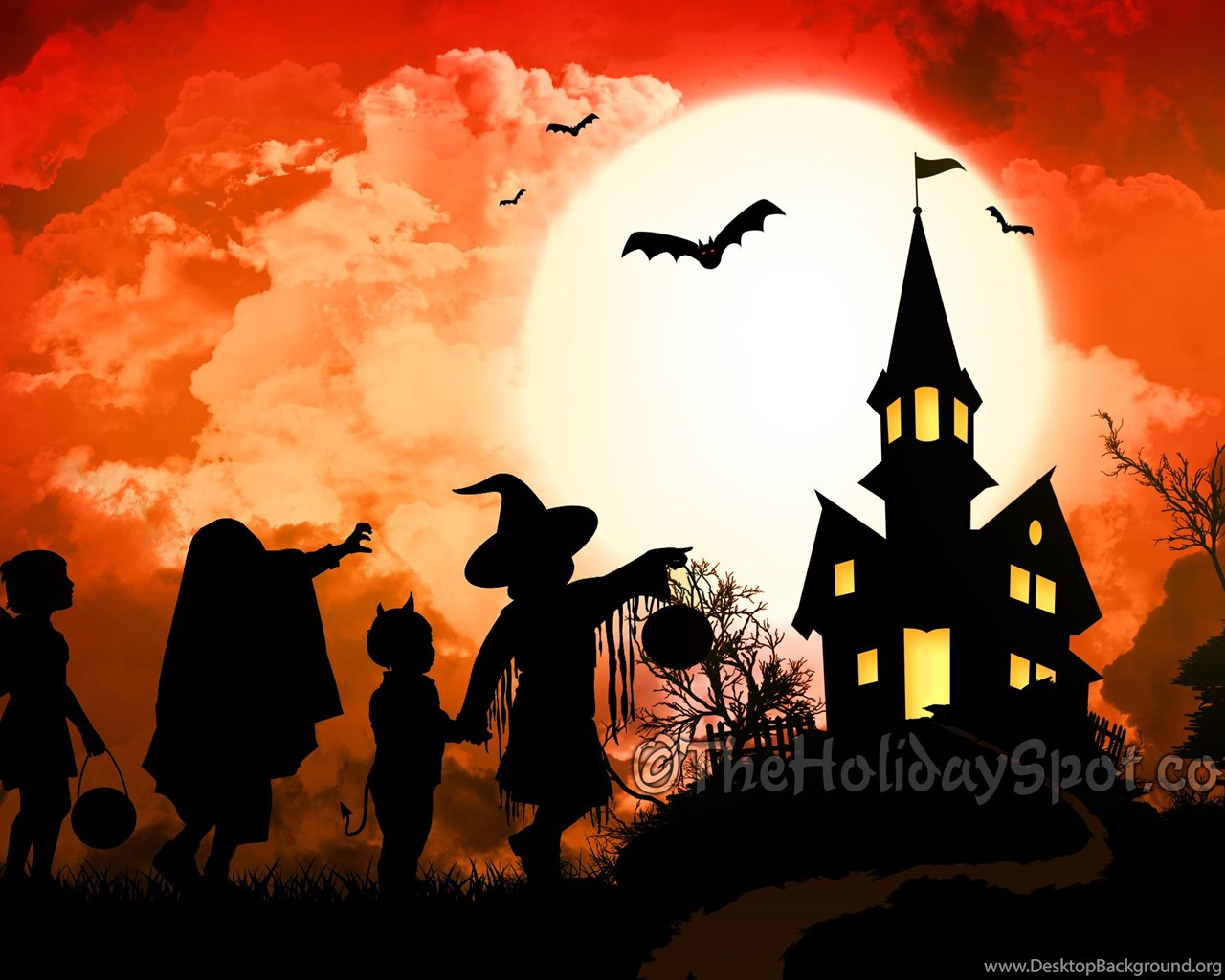 creepy halloween wallpapers high definition : other wallpapers
