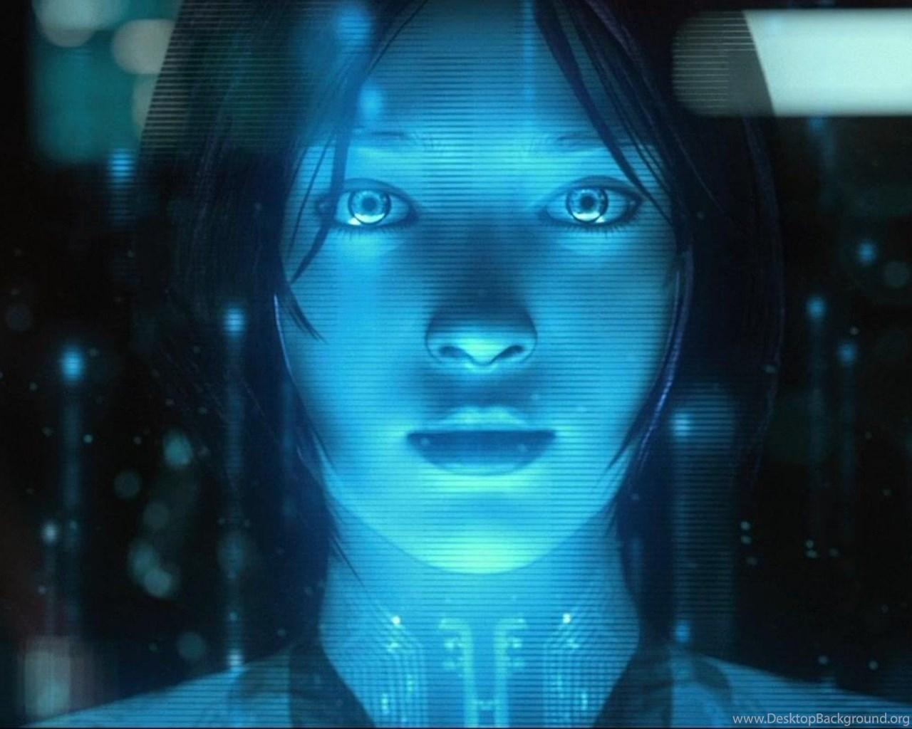 Cortana Wallpapers Desktop Background