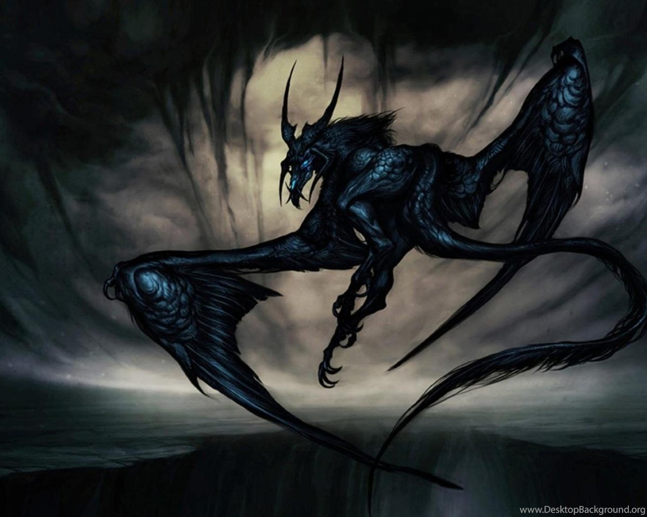 885690 dark dragon