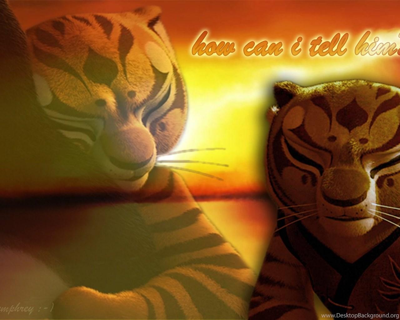 tigress secretly in love kung fu panda fan art (31122438) fanpop