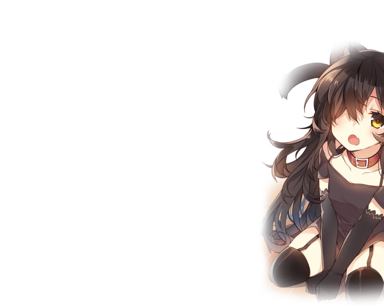 Kawaii Cat Girl Wallpapers Imgur Desktop Background