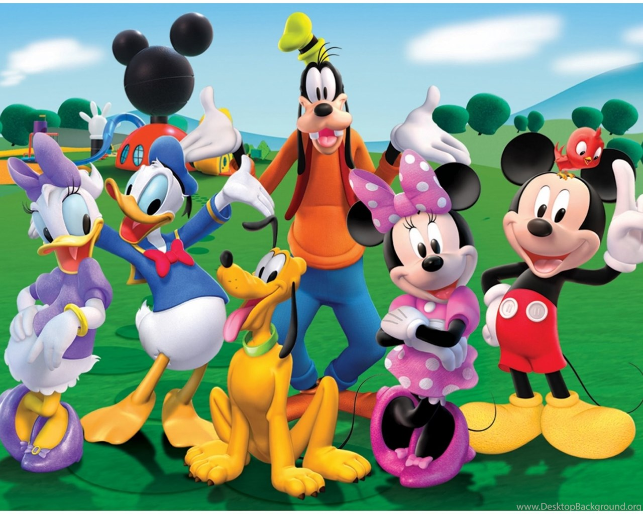 Mickey mouse cartoons hd wallpapers download desktop - Mickey mouse hd wallpaper 1366x768 ...
