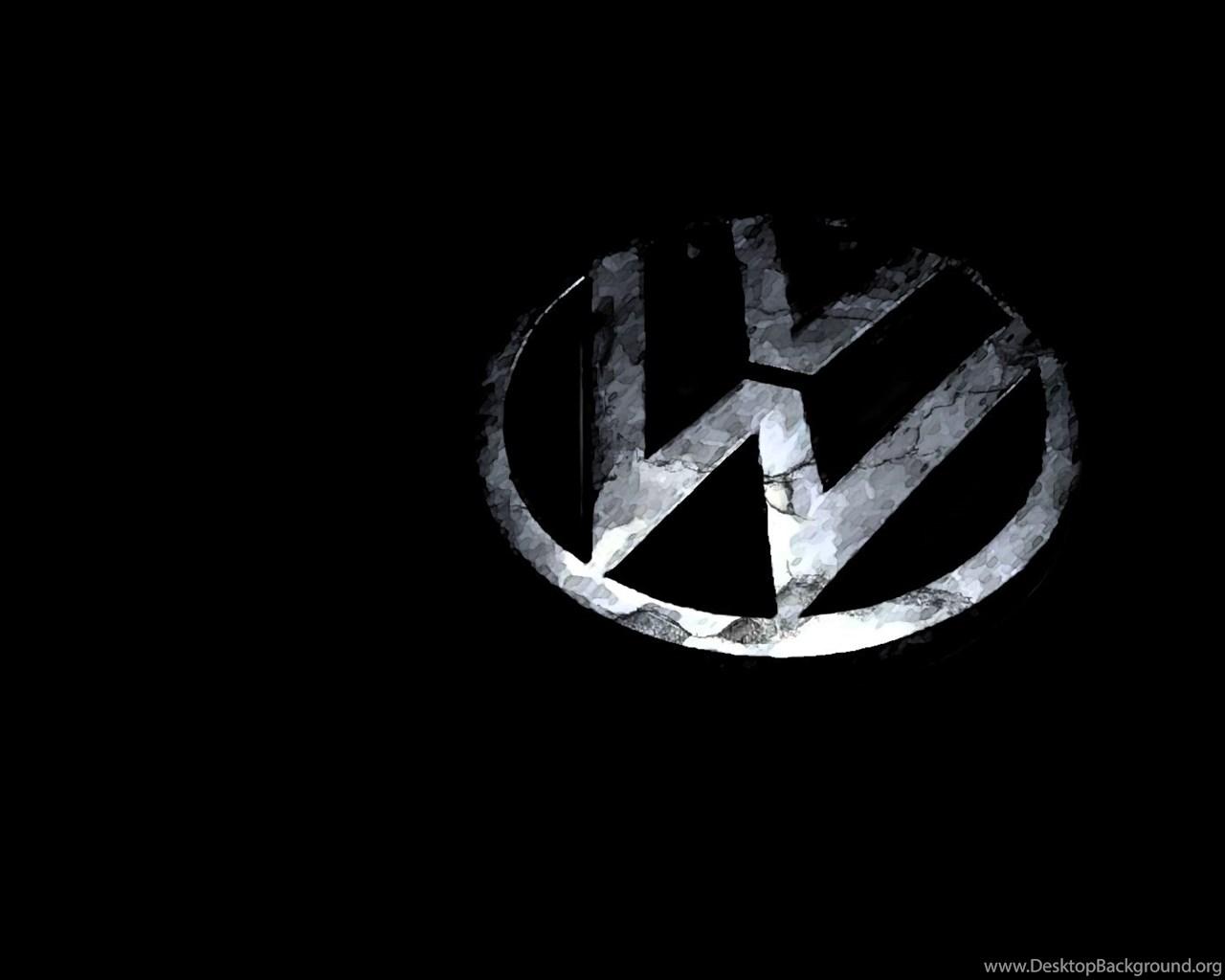 Volkswagen Logo Wallpapers Wallpapers Zone Desktop Background